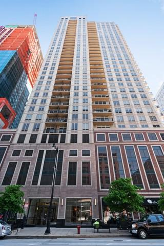 1111 S Wabash Avenue #601, Chicago, IL 60605 (MLS #10156584) :: The Mattz Mega Group