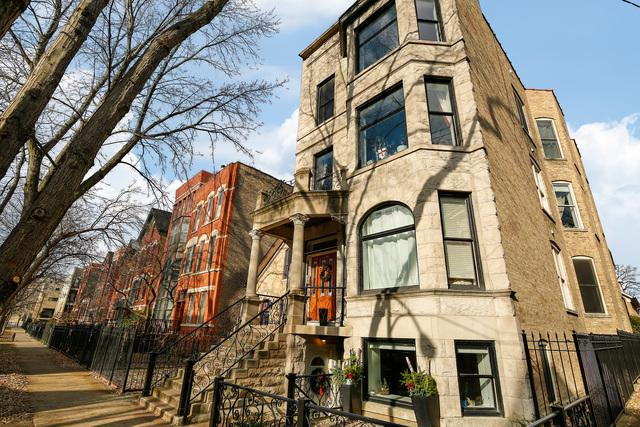 2118 W Schiller Street G, Chicago, IL 60622 (MLS #10156596) :: Property Consultants Realty