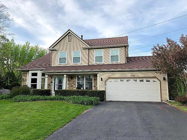 1350 Devonwood Court, Buffalo Grove, IL 60089 (MLS #10156644) :: The Wexler Group at Keller Williams Preferred Realty