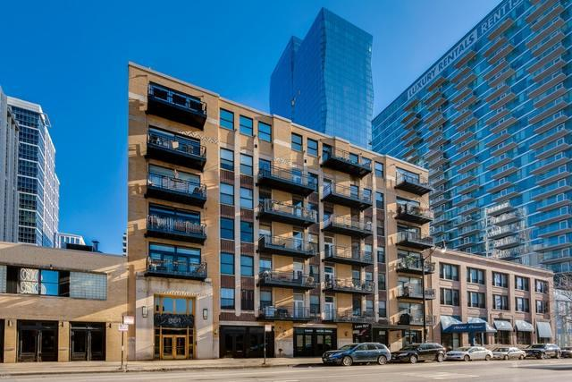 1307 S Wabash Avenue #602, Chicago, IL 60605 (MLS #10156962) :: Domain Realty