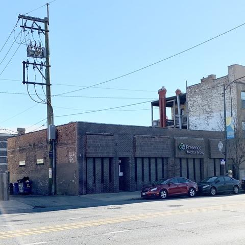 809 N Western Avenue, Chicago, IL 60622 (MLS #10156978) :: Domain Realty