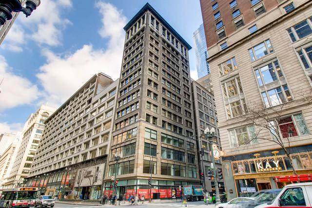 6 E Monroe Street #1602, Chicago, IL 60603 (MLS #10157004) :: The Mattz Mega Group