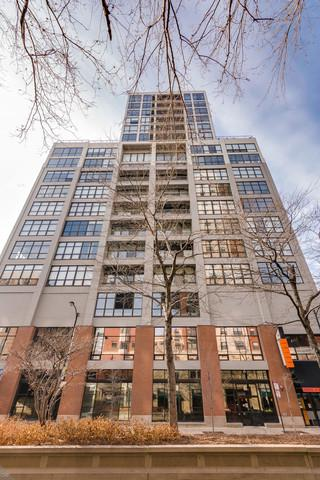 1530 S State Street #519, Chicago, IL 60605 (MLS #10157011) :: Domain Realty