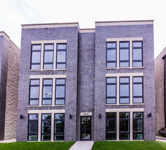 2545 W Congress Parkway 3E, Chicago, IL 60612 (MLS #10157081) :: Domain Realty