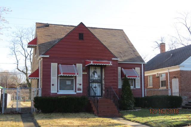 8745 S Eggleston Avenue, Chicago, IL 60620 (MLS #10157170) :: Domain Realty