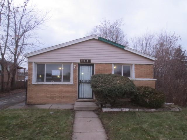 13714 S Crawford Avenue, Robbins, IL 60472 (MLS #10157712) :: The Wexler Group at Keller Williams Preferred Realty