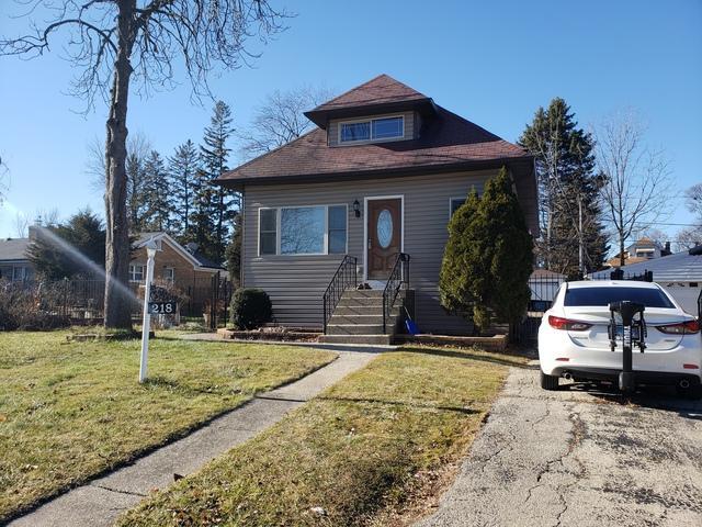 218 Oak Ridge Avenue, Hillside, IL 60162 (MLS #10157714) :: Berkshire Hathaway HomeServices Snyder Real Estate