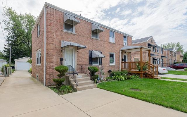 3943 N Pacific Avenue, Chicago, IL 60634 (MLS #10157797) :: The Mattz Mega Group