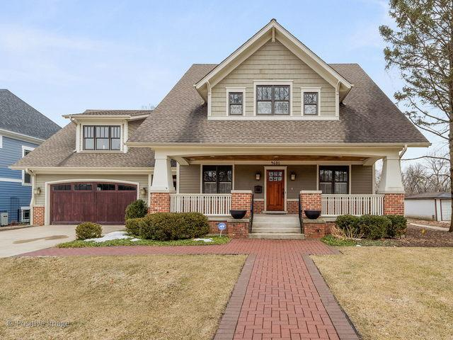 4601 Stonewall Avenue, Downers Grove, IL 60515 (MLS #10157841) :: Berkshire Hathaway HomeServices Snyder Real Estate
