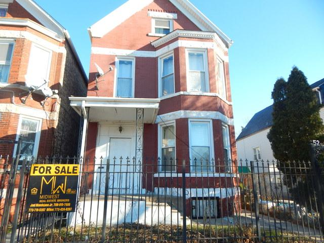 5219 S Campbell Avenue, Chicago, IL 60632 (MLS #10157952) :: The Jacobs Group