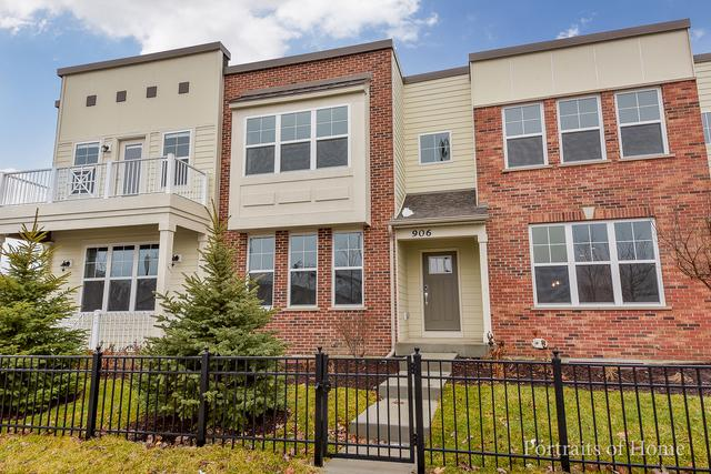 906 Station Boulevard #802, Aurora, IL 60504 (MLS #10157958) :: Baz Realty Network | Keller Williams Preferred Realty