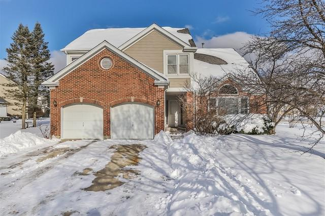 2101 Birchwood Lane, Buffalo Grove, IL 60089 (MLS #10158054) :: Baz Realty Network | Keller Williams Preferred Realty