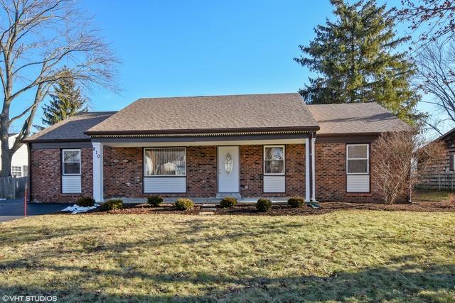 810 Essington Lane, Buffalo Grove, IL 60089 (MLS #10158418) :: The Wexler Group at Keller Williams Preferred Realty