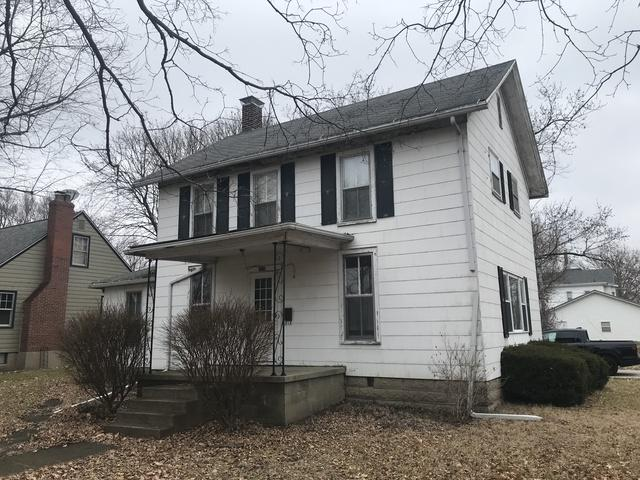 306 N Wood Street, Gibson City, IL 60936 (MLS #10158949) :: Ryan Dallas Real Estate