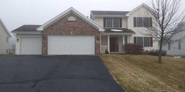 1055 Old Hunter Run, Byron, IL 61010 (MLS #10158999) :: The Mattz Mega Group