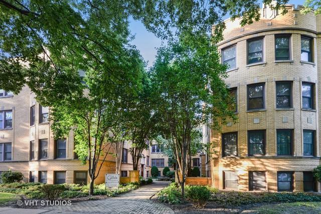 717 Mulford Street 1E, Evanston, IL 60202 (MLS #10159042) :: Baz Realty Network | Keller Williams Preferred Realty