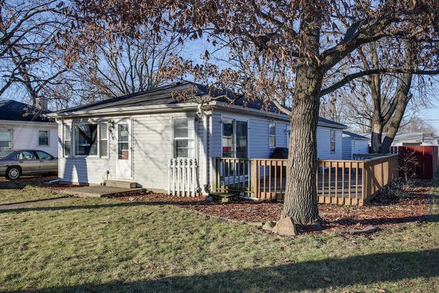 210 North Street, Fisher, IL 61843 (MLS #10159238) :: Baz Realty Network | Keller Williams Preferred Realty