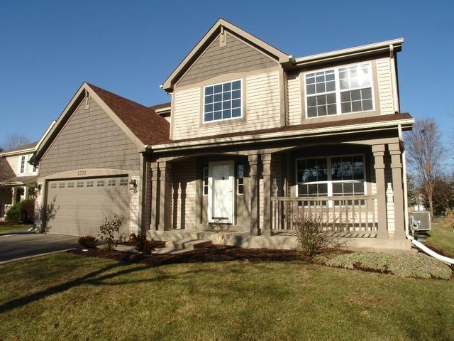 1372 Burnett Drive, Aurora, IL 60502 (MLS #10160032) :: Baz Realty Network | Keller Williams Preferred Realty