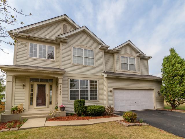 1486 Schafer Avenue, Bolingbrook, IL 60490 (MLS #10160192) :: Ani Real Estate