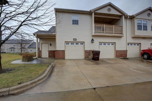 3731 Thornhill Circle #3731, Champaign, IL 61822 (MLS #10160312) :: Ryan Dallas Real Estate
