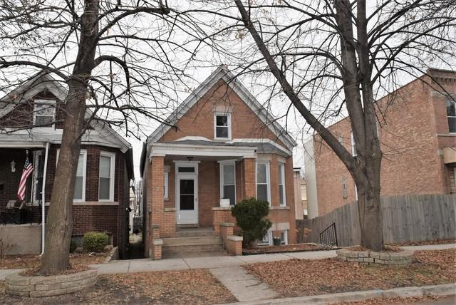 3543 S Seeley Avenue, Chicago, IL 60609 (MLS #10160970) :: The Jacobs Group