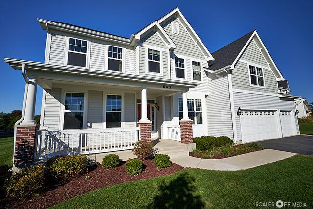640 Blazing Star Drive, Lake Villa, IL 60046 (MLS #10161021) :: The Wexler Group at Keller Williams Preferred Realty