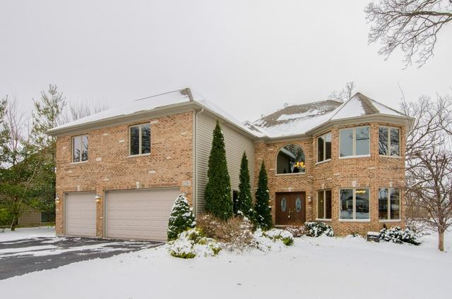 12265 Oakcrest Drive, Huntley, IL 60142 (MLS #10161405) :: Helen Oliveri Real Estate