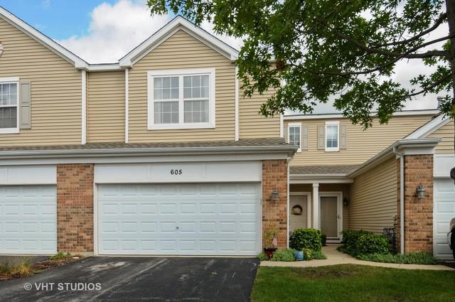 605 Springbrook Trail N, Oswego, IL 60543 (MLS #10161798) :: Baz Realty Network   Keller Williams Preferred Realty