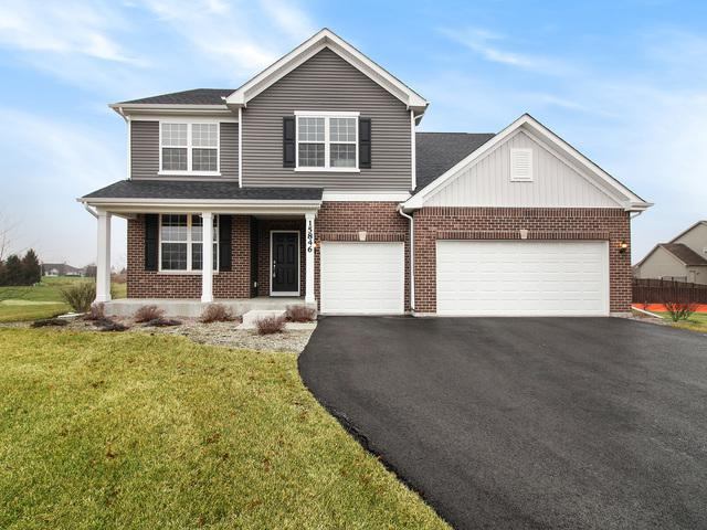 15846 Brookshore Drive, Plainfield, IL 60544 (MLS #10162107) :: The Wexler Group at Keller Williams Preferred Realty