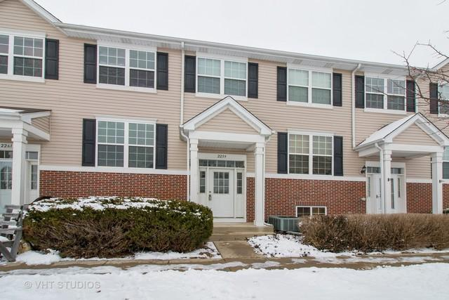 2259 Beresford Drive #2259, Yorkville, IL 60560 (MLS #10162117) :: Baz Realty Network | Keller Williams Preferred Realty