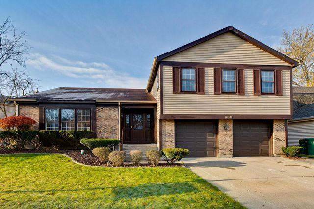 600 Cobblestone Lane, Buffalo Grove, IL 60089 (MLS #10162268) :: The Wexler Group at Keller Williams Preferred Realty