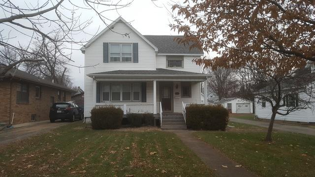 421 E Grove Avenue, Rantoul, IL 61866 (MLS #10162293) :: The Mattz Mega Group