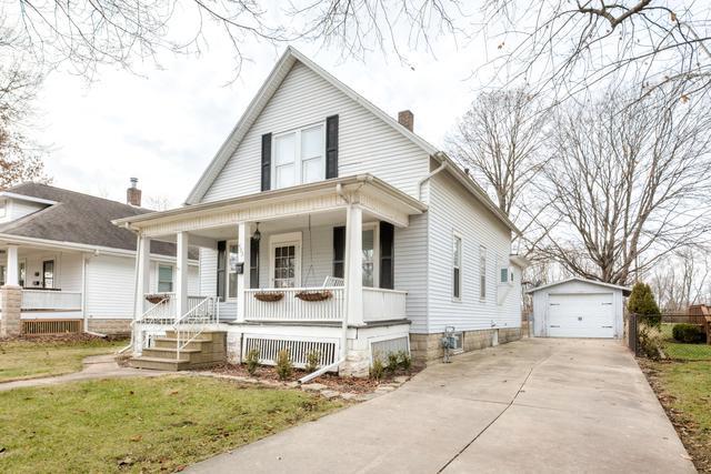 492 N Elm Boulevard, MONTICELLO, IL 61856 (MLS #10162453) :: Ryan Dallas Real Estate