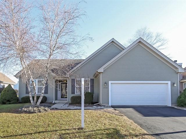 1034 Red Clover Drive, Aurora, IL 60504 (MLS #10162674) :: Baz Realty Network | Keller Williams Preferred Realty