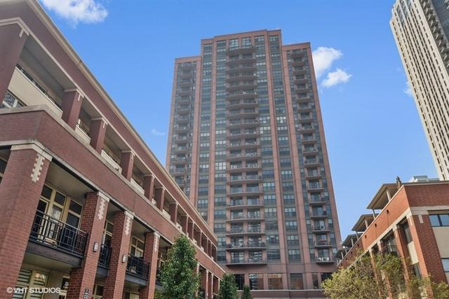 330 N Jefferson Street #1003, Chicago, IL 60661 (MLS #10162812) :: Property Consultants Realty