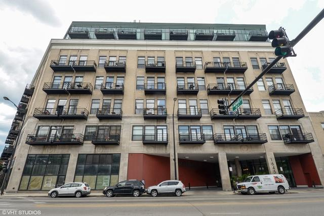 1645 W Ogden Avenue #411, Chicago, IL 60612 (MLS #10162871) :: Baz Realty Network | Keller Williams Preferred Realty