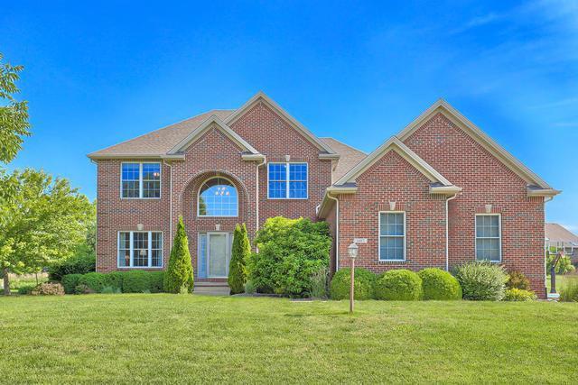 1402 Ridgefield Drive, Mahomet, IL 61853 (MLS #10162944) :: Ryan Dallas Real Estate