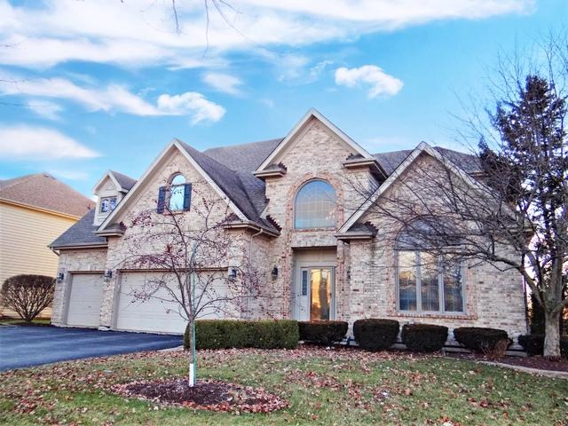 2527 Skylane Drive, Naperville, IL 60564 (MLS #10163101) :: The Wexler Group at Keller Williams Preferred Realty
