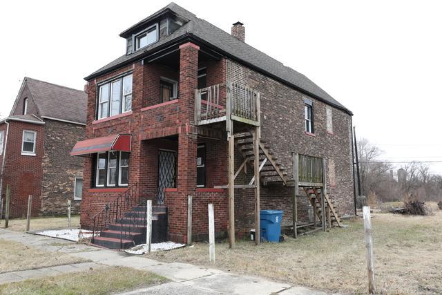 1708 Maryland Street, Gary, IN 46407 (MLS #10163153) :: The Dena Furlow Team - Keller Williams Realty