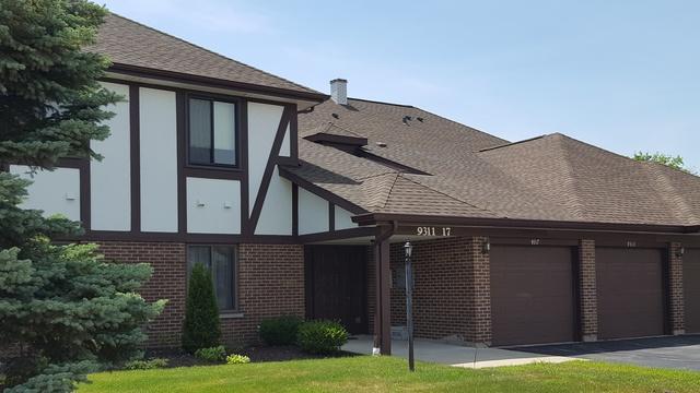 9313 Montgomery Drive #158, Orland Park, IL 60462 (MLS #10163428) :: Ryan Dallas Real Estate
