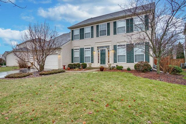 819 Columbus Drive, Oswego, IL 60543 (MLS #10163450) :: The Wexler Group at Keller Williams Preferred Realty