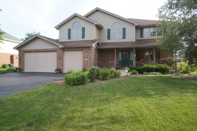 2848 Northwind Drive, New Lenox, IL 60451 (MLS #10163598) :: The Wexler Group at Keller Williams Preferred Realty