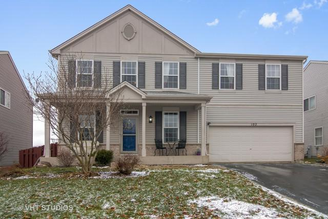 102 E Meadow Drive, Cortland, IL 60112 (MLS #10163602) :: The Dena Furlow Team - Keller Williams Realty
