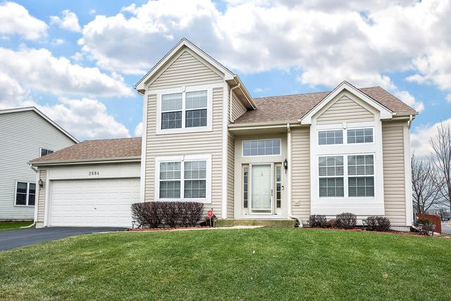 2684 Wydown Lane, Aurora, IL 60502 (MLS #10163667) :: The Wexler Group at Keller Williams Preferred Realty