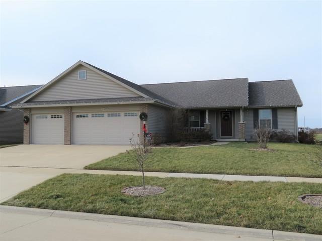 3409 S Deer Ridge Drive, Urbana, IL 61802 (MLS #10163702) :: Ryan Dallas Real Estate