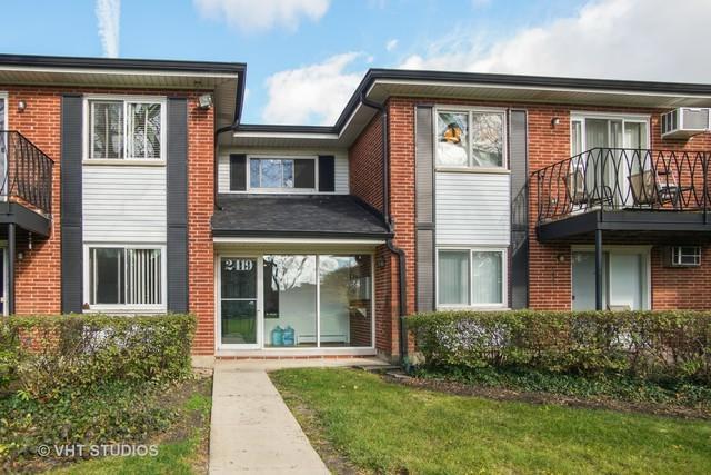 2419 E Olive Street 1F, Arlington Heights, IL 60004 (MLS #10163704) :: Baz Realty Network | Keller Williams Preferred Realty