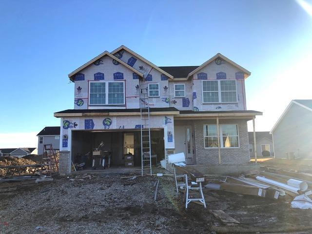 2005 Kinley Drive, Mahomet, IL 61853 (MLS #10164314) :: Ryan Dallas Real Estate