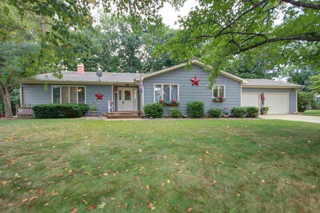 1199 Sandra Lane, MONTICELLO, IL 61856 (MLS #10164527) :: The Mattz Mega Group