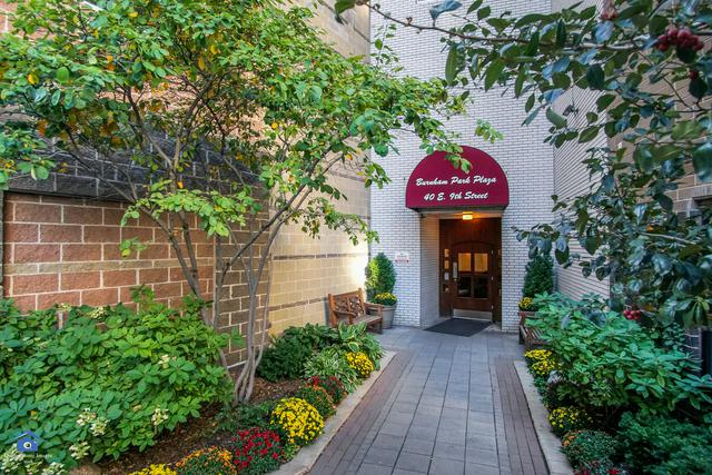 40 E 9TH Street #1505, Chicago, IL 60605 (MLS #10164625) :: Baz Realty Network | Keller Williams Preferred Realty