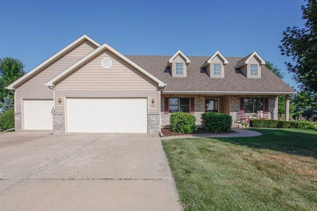865 Tall Grass Court, Somonauk, IL 60552 (MLS #10164658) :: The Wexler Group at Keller Williams Preferred Realty